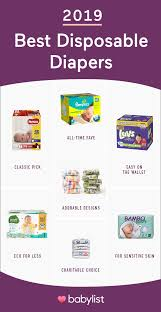 Pampers Us Size Chart 7 Best Disposable Diapers Of 2019