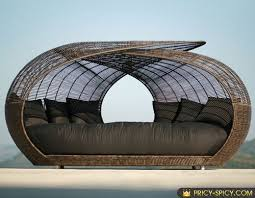 charming outdoor wicker daybed with unique luxury furniture spartan outdoor wicker daybed locsin