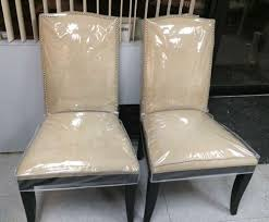 kitchen table chair covers elegant plastic chair covers dining room chairs