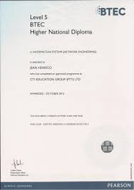btec higher national diploma in information systems network engineeri  btec higher national diploma in information systems network engineering