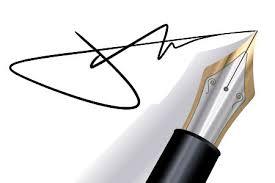 Резултат с изображение за писалка за подпис