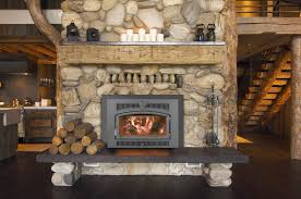 wood stove inserts for great hearthside fireplace