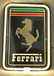 It looks exactly the same from every. Ferrari 3d Carved Neon Sign Beer Bar Gift 14 X7 Light Lamp Artwork Ebay