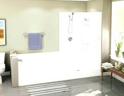 tub replacement shower kits walk in shower with tub inside tub for shower stall built in tub replacement shower kits