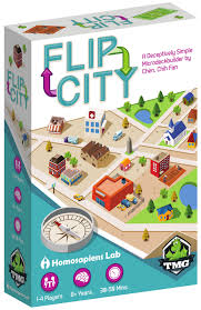 Flip City (T.O.S.) -  Tasty Minstrel Games