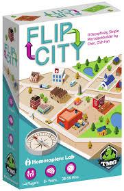 Flip City -  Tasty Minstrel Games