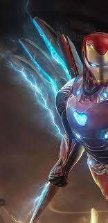 Iron Man Wallpaper 4k Ultra Hd Iphone ...