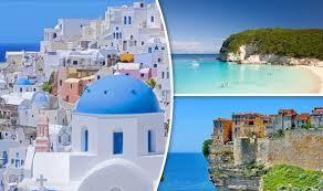 best mediterranean cruise six of the best mediterranean island cruise getaways you