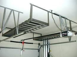 suspended garage storage garage hanging storage ceiling shelf garage storage floor to ceiling shelf system metal suspended garage storage our big shelf