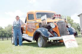 Pulling truck legend honored; Gaines selling some of his famous ...