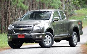 2012 Chevrolet Colorado Global Edition - First Drive - Motor Trend