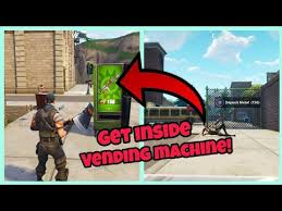 How To Glitch A Vending Machine Awesome Fortnite Glitches Season 488 New Get Inside The Vending Machine PS48