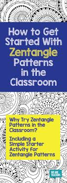 Zentangle Patterns CoolNew Inspiration