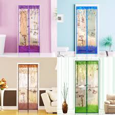 Magnetic Curtains For Doors Magnetic Insect Screen Reviews Online Shopping Magnetic Insect