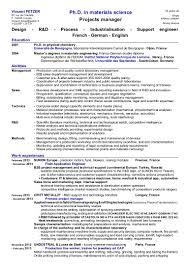 Resume Cv Engineer Therpgmovie