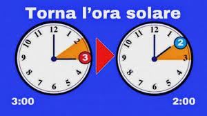Ora solare 2019: quando spostare le lancette [DATA e INFO UTILI]