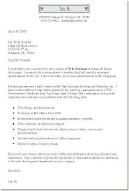 Nursing Internship Cover Letter Nursing Student Cover Letter Example ...