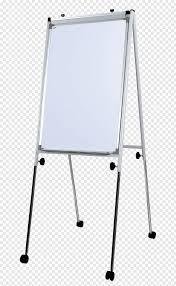 White Easel Paper Flip Chart Dry Erase Boards Marker Pen