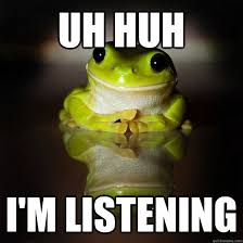 interested frog memes | quickmeme via Relatably.com