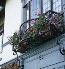 Decorative Window Boxes french wrought iron window boxes Aesthetic Appeal of Wrought 9