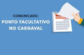 O que significa ponto facultativo? Prefeitura Fara Ponto Facultativo Nos Dias 24 E 25 Municipio De Capivari De Baixo