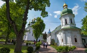 Картинки по запросу выдубицкий монастырь киев фото