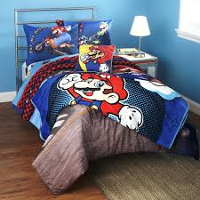 super bed set designs mario bros bedding queen