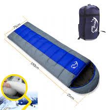 Wind Tour <b>Sleeping Bag Camping</b> Envelope <b>Sleeping Bag</b> Thermal ...