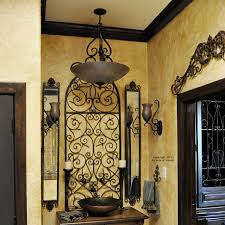 Small Picture more wrought iron wall decor Mediterranean Style Inspiration