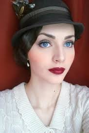 beautiful 1920 s make up love it simple and not overdone she looks so elegant without caked on pounds of makeup