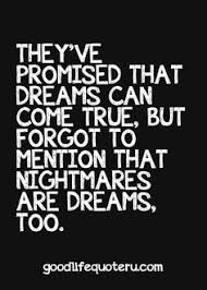 Quotes On Dreams And Nightmares Best Of 24 Best Time To SleepGood And Bad Dreamszzzz Images On