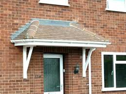 canopy above front door roof over front door over door awning ideas com with house canopy canopy above front door