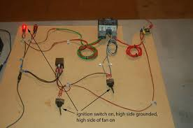 wiring speed fan volvo relay well that s it i have all of the photos in my photobucket album if you need them i still need to get myself a complete volvo fan setup bmw temp sensor