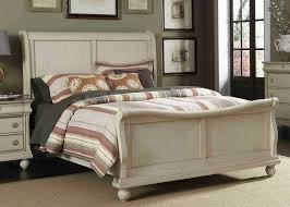 Image Of: Rustic White Bedroom Furniture Wood