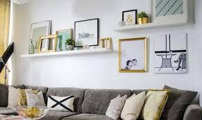 wall art shelf