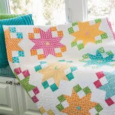Star Flower Block: FREE Quilt Block Pattern | 2 SQUARE FOR A ... & Star Flower Block: FREE Quilt Block Pattern Adamdwight.com