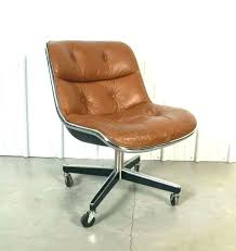 modern office chair no wheels.  Chair Desk Chair No Wheels Danish Modern Office Furniture Mid Century Leather  With Throughout Modern Office Chair No Wheels