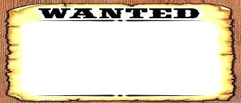 Make A Wanted Poster Free Online Make Your Own Wanted Poster Free Mwb Online Co