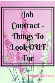 25 Unique Contract Jobs Ideas On Pinterest Classroom Contract