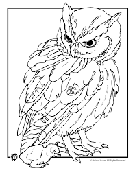 owl coloring pages free printables owl coloring pages realistic coloring sheets printable 48 realistic animal coloring pages 3629 free coloring on realistic animal coloring pages