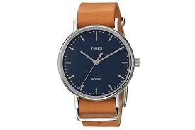 timex uni weekender fairfield watch