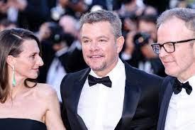Stillwater's Matt Damon Tears Up During ...