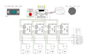 cnc stepper motor wiring diagram solidfonts wiring diagram for cnc cnc mill guide smoothieware