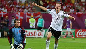 Germany joy signals despair for Denmark in EURO 2012 Group B | UEFA EURO  2020