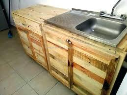 pallet kitchen cabinets pallet wood kitchen cabinet diy pallet cabinets