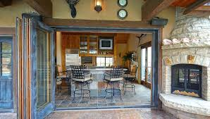indoor outdoor wood burning fireplace enormous fireplaces see through arched on two sided home ideas 7