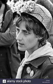 Mutlangen, Germany, 01.Sept.1983: PETRA KELLY (* 29 November 1947, † Stock  Photo - Alamy