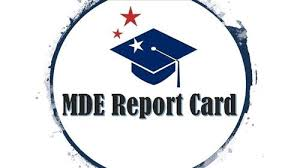 Image result for mde report card pic