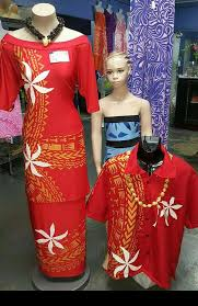 Hawaii Clothing Designers For Couple Island Style Clothing Hawaiian Fashion