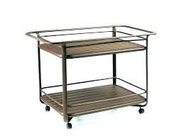 full size of bar cart drink mobile liquor metal trolley small gold patio serving wicker outdoor